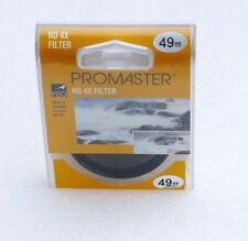 49mm ProMaster ND 4x Filter - 4X Neutral Density - NEW