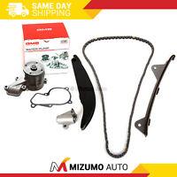 Timing Chain Kit GMB Water Pump Fit 11-16 Kia Hyundai 1.8L 2.0L L4 DOHC
