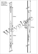 Maco Tilt and Turn Window Main Drive 15mm Backset Gr4 Gearing Mechanism