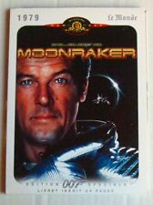 DVD MOONRAKER - JAMES BOND - Roger MOORE - COLLECTOR