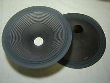 """Pr. 12"""" Paper Speaker Cones -- Recone Parts -- 1223"""