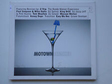 VARIOUS * Motown Remixed * VG (Gut) (CD)