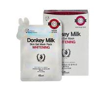 [USA] Freeset Donkey Milk Skin Gel Mask Whitening Facial Sheet  1Pack (10ea)
