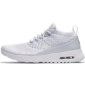 Nike Air Max Thea Ultra FK Flyknit Women´s Sneaker Sport Shoes grey 881175 002