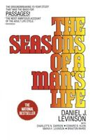 Seasons of a Man's Life, Paperback by Levinson, Daniel J., Brand New, Free sh...