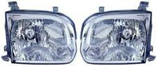 SIDE/PAIR for 2005 - 2007 Toyota Sequoia Front Headlight Assembly Replacement