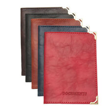 Vintage Auto Driver License Cover Driving Documents Credit Card Holder Cases HOT