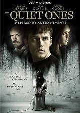The Quiet Ones, Very Good DVD, Calvert, Laurie, Claflin, Sam, Harris, Jared,