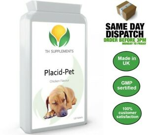K9-Calm Dog Calming 120 Chicken Flavour tablets