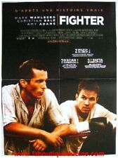 THE FIGHTER Affiche Cinéma Movie Poster CHRISTIAN BALE