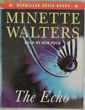 Il Echo by Minette Walters - audiolibro - libri su nastro