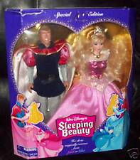 Disney Theme Park 40th Anniversary Sleeping Beauty Set!