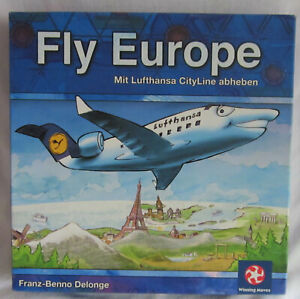 Fly Europe   Winning Moves