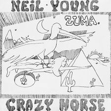 Re-Issue LP   NEIL YOUNG With CRAZY HORSE    Zuma     NEW / MINT/ FACTORY SEALED