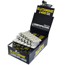 Olimp L- Glutamine Mega Caps 1400 Anticatabolic Booster AMINO ACIDS 300 Kapseln