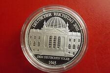 Medalla de plata 2005 aprox. 20g. (999) pp * al pueblo alemán (box2)