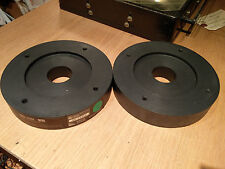 Pair of (2) Meyer Sound Ms-2001 Driver Adapter/Dampner Rings for Jbl 2450 1.5""