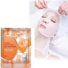 5 x TianDe Pro Comfort Pearl Vibrant Beauty Face and Neck Mask, 1 pc.