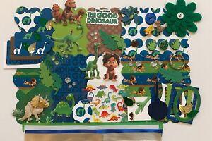 Disney Pixar The Good Dinosaur Custom Mini Book Album Kit Scrapbook