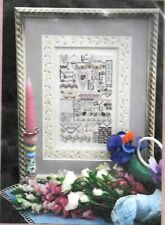 Thoughtful Heart Sampler Cross Stitch Kit by Shepherd's Bush