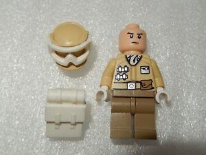 minifig lego STAR WARS SW0259 - Hoth Rebel Trooper  - 8083 -