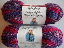 Premier Spice Shop textured  yarn, Horizon, lot of 2 (79 yds each)