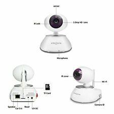 Smile Home Intelligent Smart Home Pan Tilt Security Nite Day Camera