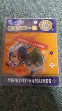 Blue Exorcist- Mephisto & Amaimon- Chibi Acrylic Key Chain- Movic- Import