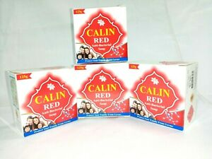 Delma Calin Natural Moisturizer Soap Face Body Clear Beauty Anti Bacterial Red