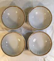 Americana Hearthside Heritage Bowls Set Of 4 - Cereal Bowls - Japan -Dinnerware