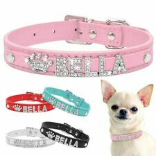 Pet Bling Rhinestones Collar Small Cat Dog Collar Puppy Personalized Neck Strap