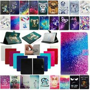 "For Onn 7"" 8"" 10.1"" inch Android Tablet Universal Leather Case Cover Kids Gifts"