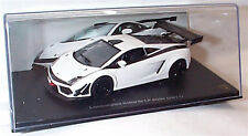 Lamborghini Gallardo LP 600+ 2011 in White 1-43 scale  new in case