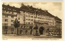 AK Wien XII, Gemeindebau Fuchsenfeldhof, 1920