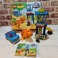 Lego Duplo Set 10880 Jurassic T-Rex Tower with Dinosaur - Boxed- Complete Set
