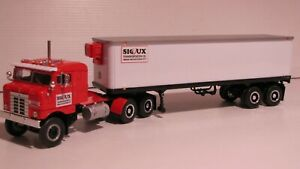 KENWORTH  --   BULLNOSE  --   SIOUX  TRANSPORTATION  INC.