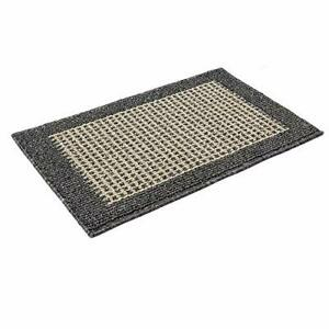 28X18 Inch Washable Kitchen Rug Mats are Made of Polypropylene Square Rug Cus...