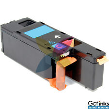 Cyan Toner Cartridge for Xerox 106R01627 WorkCentre 6015 Phaser 6000/6010