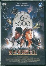 Transylvania 6-5000 (1985) DVD NUOVO SIGILLATO Jeff Goldblum. Geena Davis. Gibb