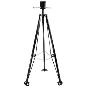 EAZ LIFT 48855 King Pin 5th Wheel Stabilizer Tripod Jack Stand, 38.5 to 50 Inch