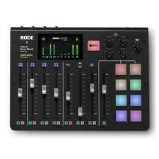 Rode Microphones RODECaster Pro Integrated Podcast Production Console