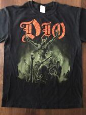 Vintage Dio Shirt Size M Ronnie James Dio Band Rock Metal