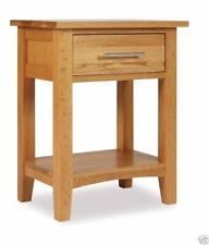 Oak Over 70cm High Bedside Tables & Cabinets