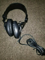 Vintage Coby CV-3000 Digital Reference Professional Headphones. LN CONDITION