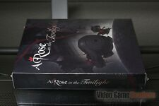 A Rose in the Twilight Limited Edition (PS Vita, 2017) SEALED & MINT! - RARE!