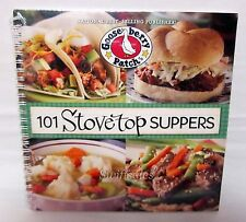Gooseberry Patch 101 Stovetop Suppers - Spiral-Bound Edition - New