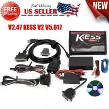 Newest V5017 Kess V247 Kess V2 Ecu Programmer Online Master Version Us