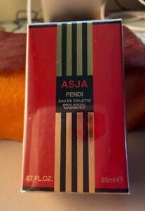 Damen Parfum Fendi ASJA EdT 20 ml neu und ungebraucht in Folie