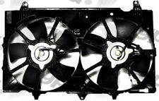 Engine Cooling Fan Assembly Global 2811632 fits 2007 Nissan 350Z 3.5L-V6