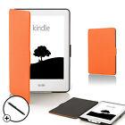 Forefront Custodie Arancione Guscio Smart Custodia Cover Amazon Kindle 2016 8th